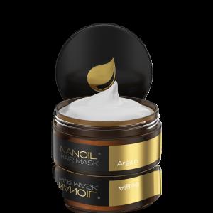 Argan Hair Mask Nanoil - the best hair mask
